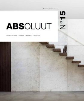 ABS Bouwteam magazine absoluut lifestyle design architectuur kunst